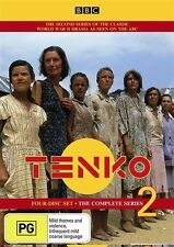 Tenko - Series 02 - DVD Region 4 Free Shipping!