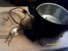 VINTAGE Presto Kitchen Kettle Multi Cooker Deep Fryer 6qt