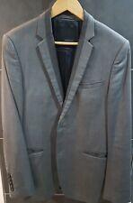 Zara Homme Velours Blazer Veste Taille L   eBay