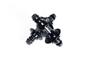 Colony BMX WASP Hub Set RHD - Limited Edition WASP Black Colony BMX Hub Set