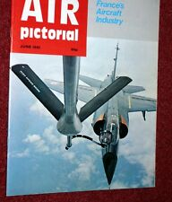 Air Pictorial 1981 June French Aerospace,Harrier Belize