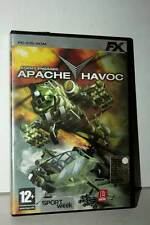 APACHE HAVOC GIOCO USATO PC CDROM VERSIONE ITALIANA GD1 40056