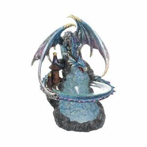 Nemesis Now Flame Saviour 24cm Dragon Oil Burner Diffuser Holder Fantasy Gift
