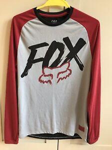Fox Ranger Jersey Small Long Sleeve
