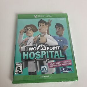 Two Point Hospital - Xbox One Sealed