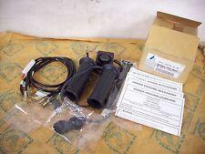 NEU Original Heizgriffe Lenker 120 mm / Grip Heater Handle Honda 08T50-12A-800