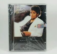 Michael Jackson Thriller Minidisc BRAND NEW SEALED Sony MD Rare