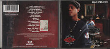 GANG STARR CD DAILY OPERATION 1992  18 tracce