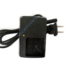 BC-CSGE Charger For Sony DSC-N1 N2 N20 T20 T100 W30 NP-BG1 NP-FG1 Battery