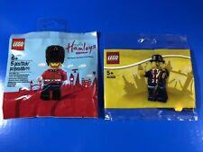 LEGO 5005233 idee esclusive Londra Guardia Reale e 40308 LESTER minifig nuovo