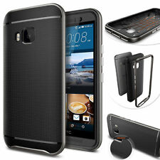 Shockproof Hybrid Rugged Hard Bumper Soft Rubber Case Cover Skin For LG HTC Sony