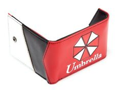 Portafoglio Resident Evil Umbrella Corporation Logo Bi-Fold Wallet Bioworld