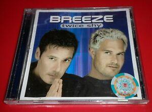 BREEZE - TWICE SHY CD + VCD (USED)