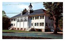 Stockbridge Playhouse Massachusetts Postcard Since 1928 Great Summer Theaters