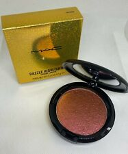 MAC Dazzle Highlighter Dazzlered New In Box 0.33oz