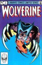 Wolverine limited serie 2.October 1982. Marvel