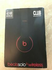 Beats by Dr. Dre Solo3 Club Collection On Ear Wireless Headphones