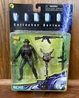 Richie Vintage Virus Collector Series Action Figure 1998 ReSaurus 90s Movie
