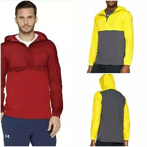 NWT UNDER ARMOUR Men's Sportstyle Anorak Hybrid SELECT SIZE (L, 2XL) & COLOR
