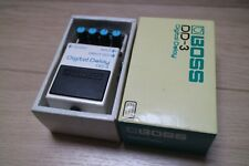 Modded Boss DD-3 Digital Delay Pedal with Analog Mod