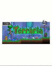 Terraria Steam Key PC Game Download Code Computer Game Global [Lightning Shipping]