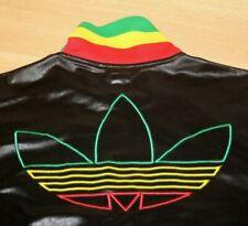 Adidas Originals CHILE 62 Wet Look RASTA Africa jacket track M Medium 38/40