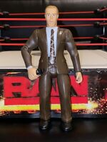 Commissioner Shawn Michaels WWF Jakks Wrestling Figure WWE WCW 1999