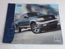 Ford F-150 Truck US sales Brochure 2003 model year