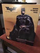 DC Direct BATMAN BEGINS BATMAN ON ROOFTOP Mini Statue LIMITED 1641/3500 MIB