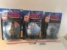 3 1997 Full Moon Toys Puppet Master Tunneler Action Figure - Previews exclusive