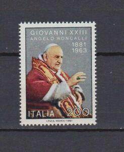 S17555) Italy MNH 1981 Pope Giovanni Xxiii 1v
