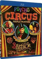 Psycho Circus: 3 Rings of Terror Brotherhood of Satan / Torture Garden / Creep