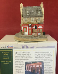 Lilliput Lane House - Greyfriars Bobby