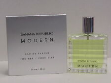 Women Banana Republic Modern 1.7 oz 50 ml Eau de Parfum Spray New old packing