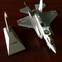 New Advanced Alloy 1:72 F-35B Fighter Aircraft Simulation Model Military Gifts