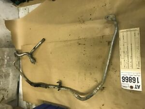 2011-2013 Ford F350 6.7L Powerstroke a/c air conditioning line at16866