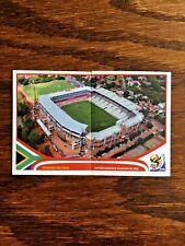 LOFTUS VERSFELD STADIUM PANINI STICKERS, WORLD CUP SOUTH AFRICA 2010 #SA24-25