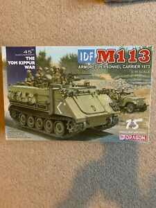 Dragon IDF 1/35 Scale M113 Armoured Personnel Carrier 1973 Yom Kippur War 3608