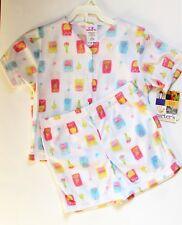 Girls 4/5 Carters 2 pc Short Pajamas Sleepwear NWT