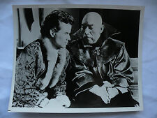 Marco the Magnificent Anthony Quinn, Horst Buchholz 1966 movie photo 8X10 B&W