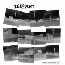 ZERODENT - LANDSCAPES OF MERRIMENT   VINYL LP NEU