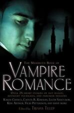 The Mammoth Book of Vampire Romance by Tricia Telep (2008, Paperback)
