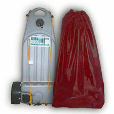 Waste Master Waste Caddy Storage Bag Cover - Caravan / Motorhome - Burgundy