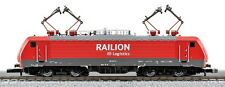 88193 Marklin Z-Scale 5-pole Eléctrico Locomotora Br 189 Raillion 4 Pantographs