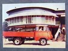 Robur Pritschenwagen LO LD 2500 IFA DDR AK Werbekarte /83