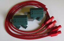 Partes electrónicas e ignición color principal rojo para motos