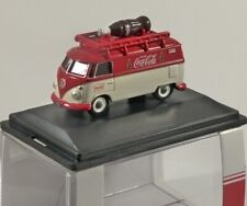 VOLKSWAGEN T1 VAN Coca Cola - 1/76 scale model OXFORD DIECAST