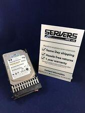 """hp 431935-B21 72gb sas internal 15000 rpm sff 2.5"""" hard drive 432321-001 sp"""