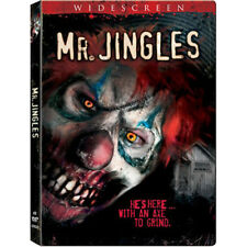 Mr. Jingles DVD Video Horror Disc Dolby Digital He's Here With an Axe to Grind