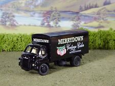 Lledo Vanguards VA8005 Bedford S Type Merrydown Cider Lorry, Boxed